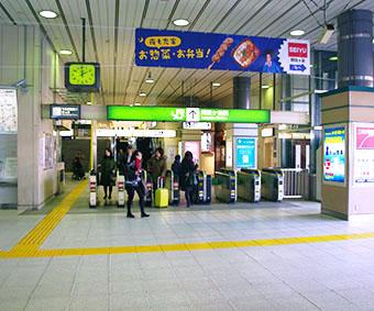 中央東線・阿佐ケ谷駅-さいきの...