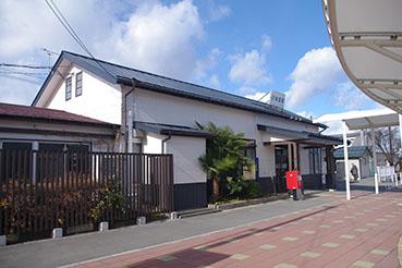東北線・本宮駅-さいきの駅舎訪問