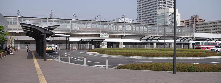 東北線・長町駅-さいきの駅舎訪...
