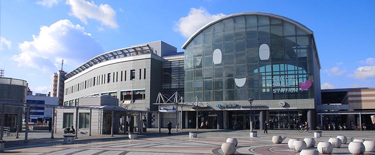 高 松 駅(香川県高松市)