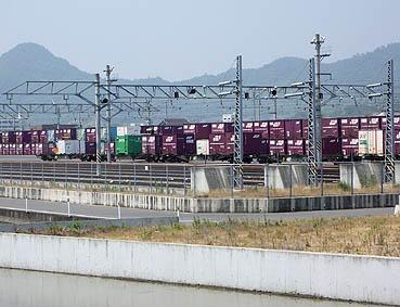 高松貨物ターミナル駅